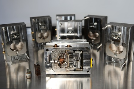 Injection Molded Camera Prototype